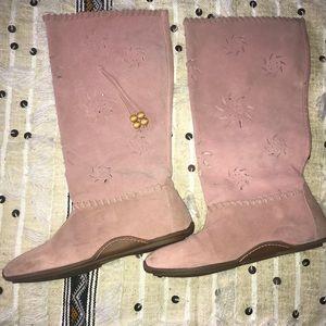 New Pink Steve Madden boots